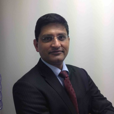 Vikrant Kamble – Treasurer