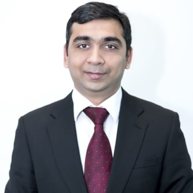 Saurabh Risbud – Joint Treasurer