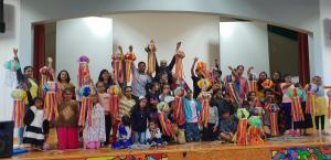 2018 - Aakash Kandil Workshop